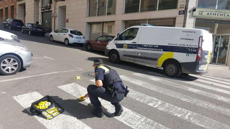 Las cámaras de Seguridad identifican al vehículo del atropello
