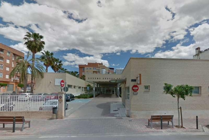 Centro de Salud de la Pobla de Vallbona./epda