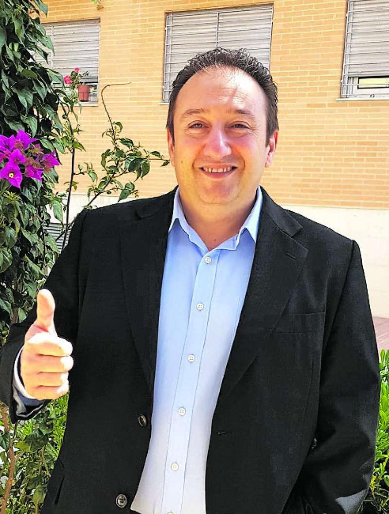 El alcalde de Emperador, Alberto Bayarri, sigue gobernando con mayoría. / epda