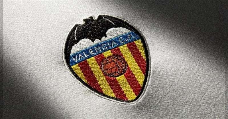 Escudo del Valencia CF que encabeza su comunicado oficial.