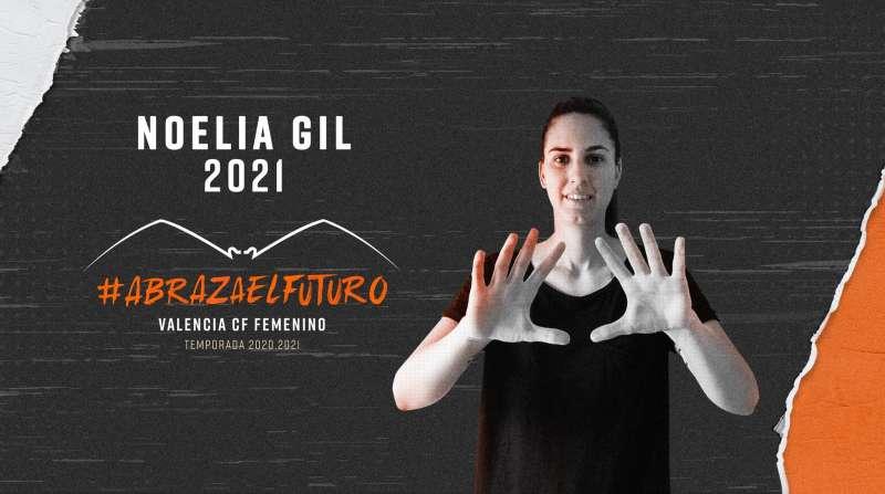 Noelia Gil. Valencia CF