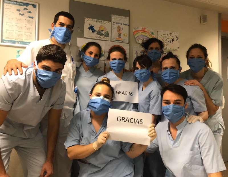 Sanitarios de Ribera Salud