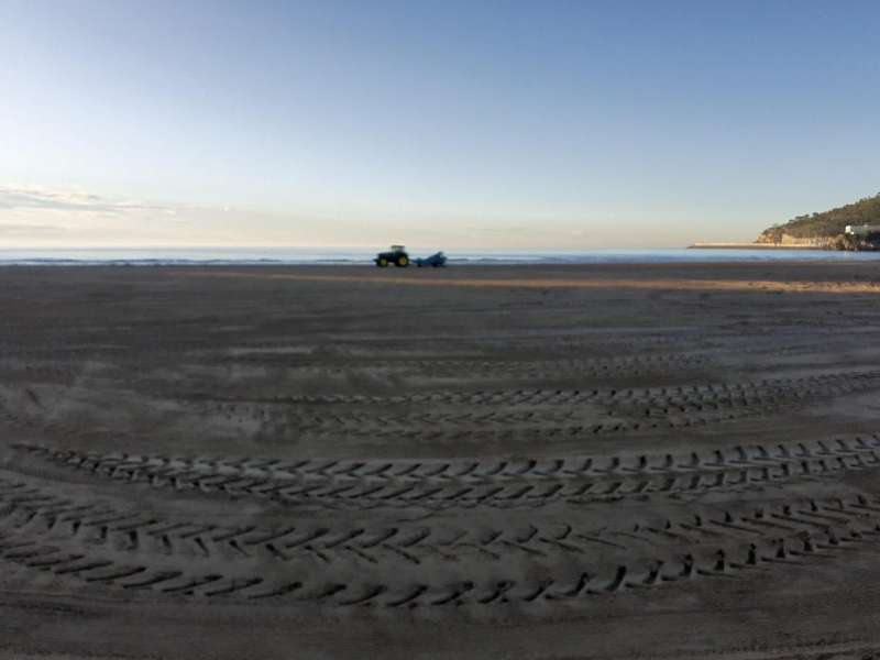 Medidas playas Oropesa