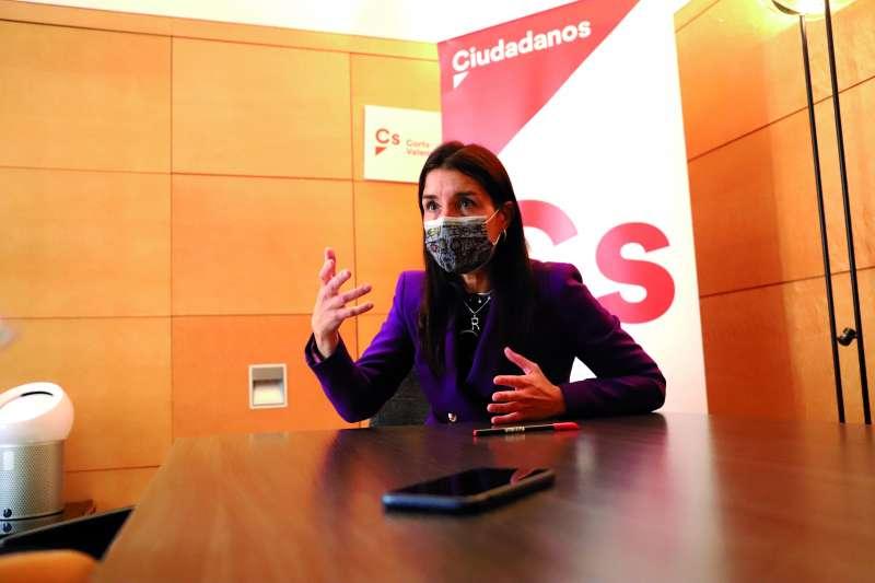 Ruth Merino. EPDA