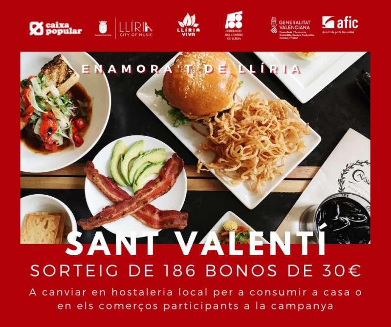 Cartel promocional de San Valentín. / EPDA