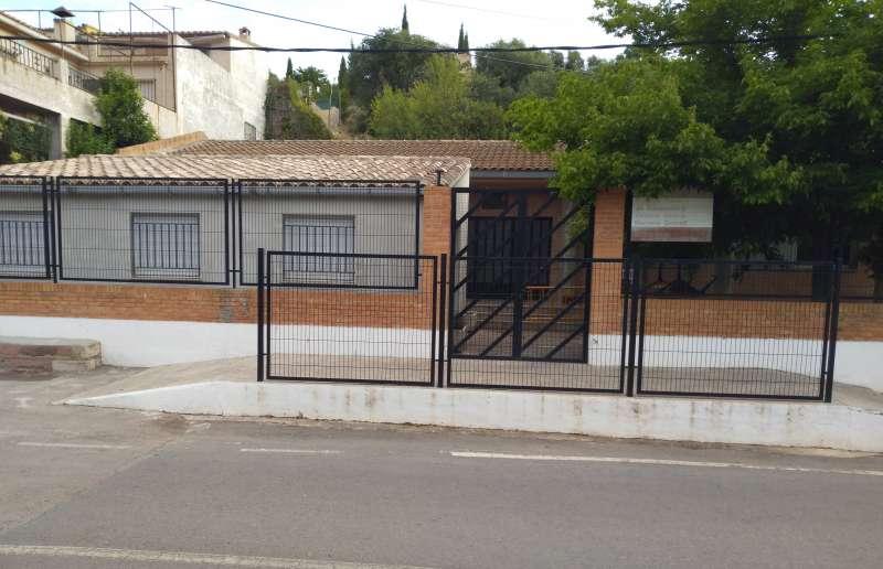 Edificio de las escuelas