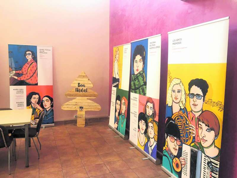 Exposició a Faura. EPDA