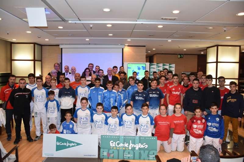 Trofeo de Galotxa. EPDA