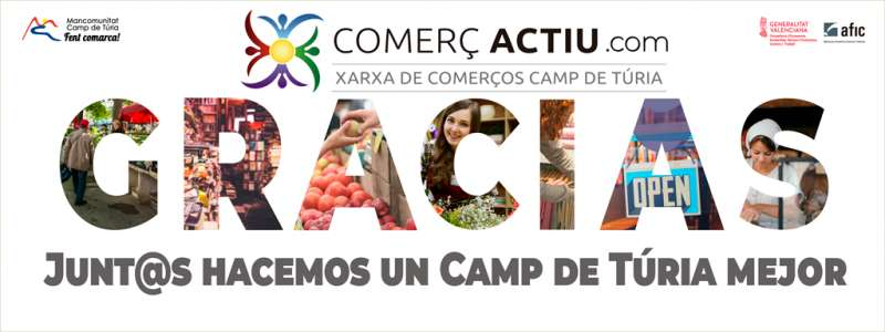 Campaña Comerç Actiu. / EPDA