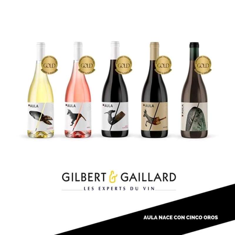 Variedad de vinos de Requena