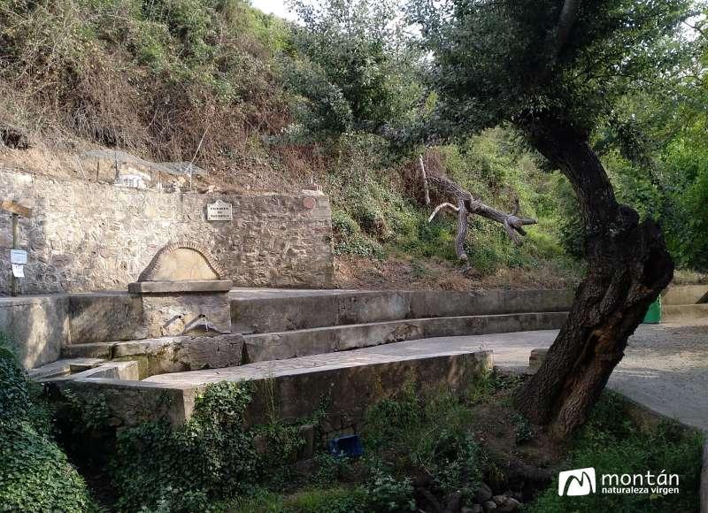 Fuente Bajo Castillo. Foto: D.Salvador