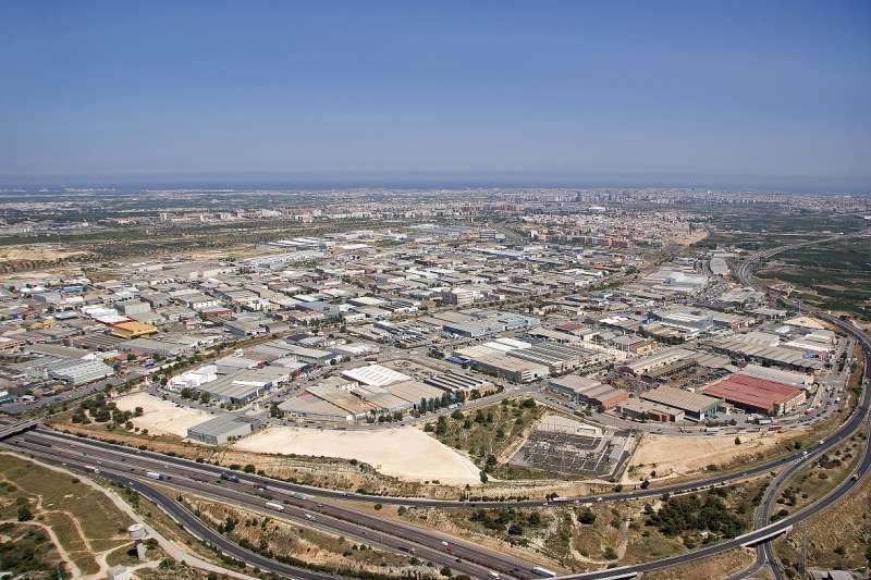 Fuente del Jarro es la zona industrial que més ajudes rep del Ivace. / EPDA