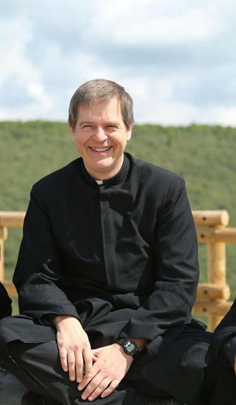 El Padre Kowalczyk.