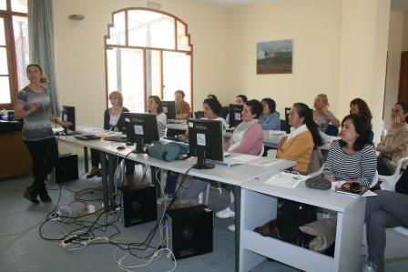 Asistentes al curso. Foto: EPDA.