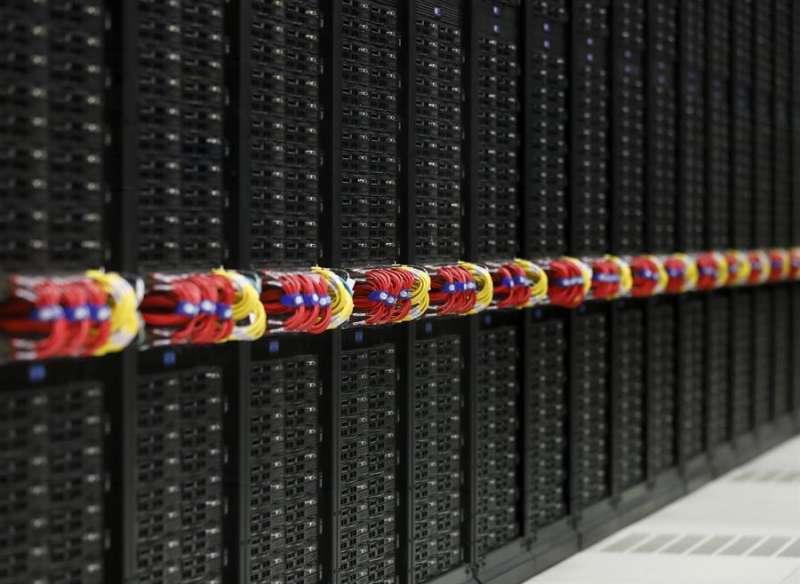 Imagen de archivo de un supercomputador. EFE