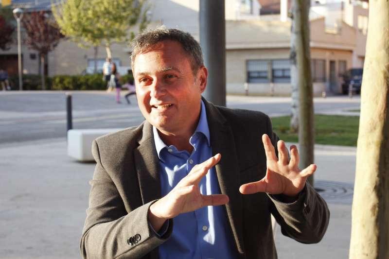 Nicolau Claramunt, candidat a l