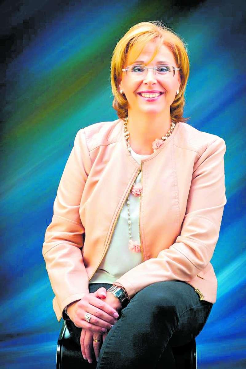 Lola Celda, alcaldesa de Marines. /epda