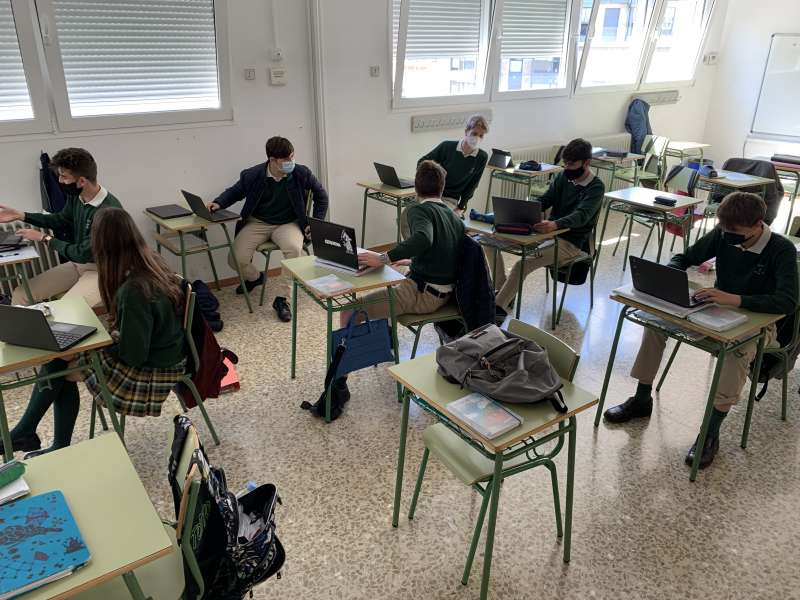 Colegio San José HFI de Valencia.