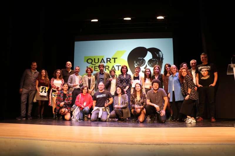 Gala Quartmetratges de 2019
