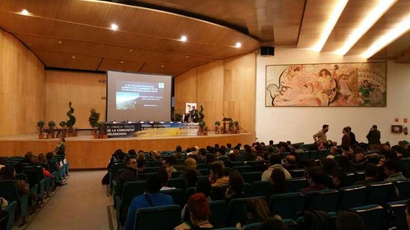 II Congreso Forestal de la Comunidad Valencia. //EPDA