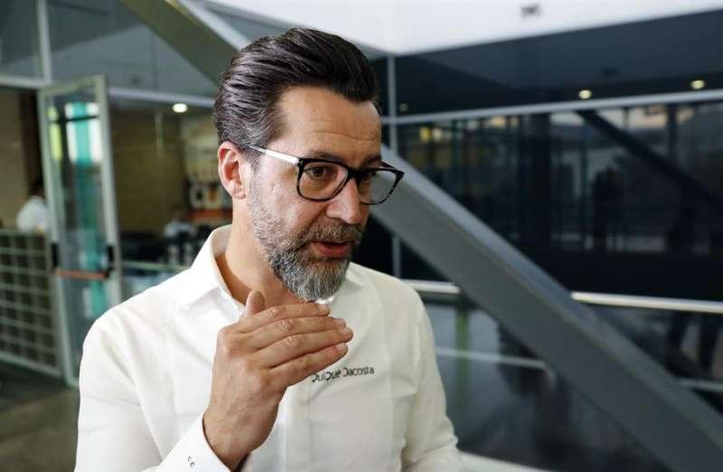 El chef triestrellado Quique Dacosta. EFE