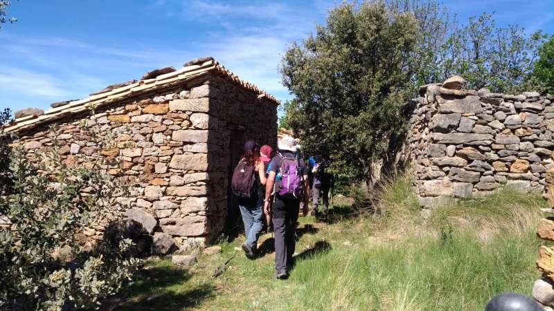 Con una visita al yacimiento de El Castillarejo. Foto. J.García