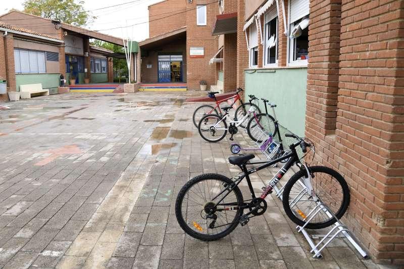 Parquin de bicicletes