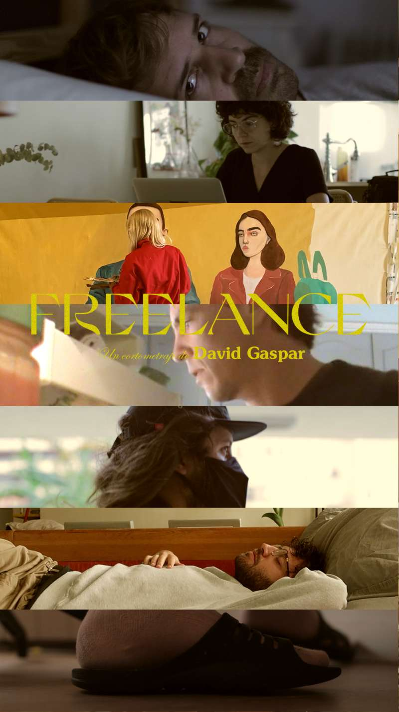 Imagen promocional del corto