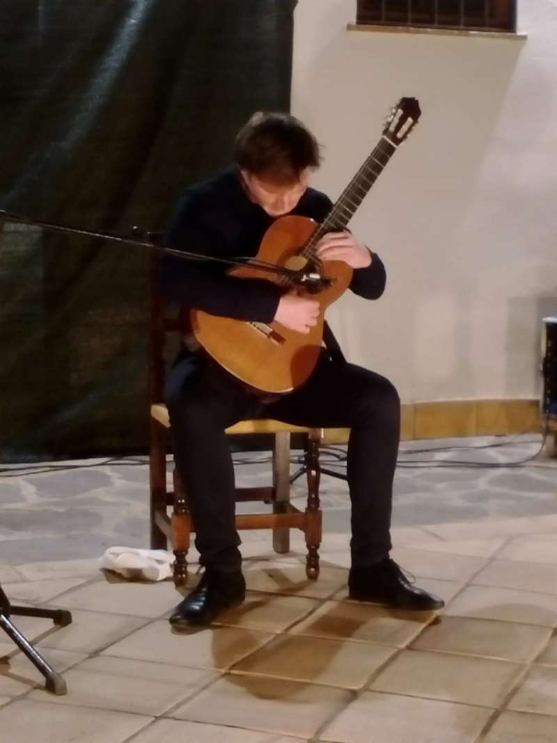 Actuación del Festival de Quartell. EPDA