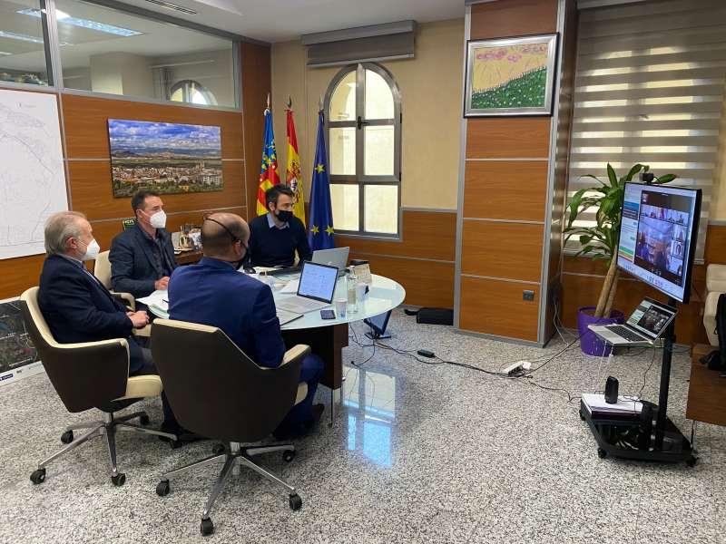 La asamblea general fue telemática a causa de la Covid-19 / EPDA