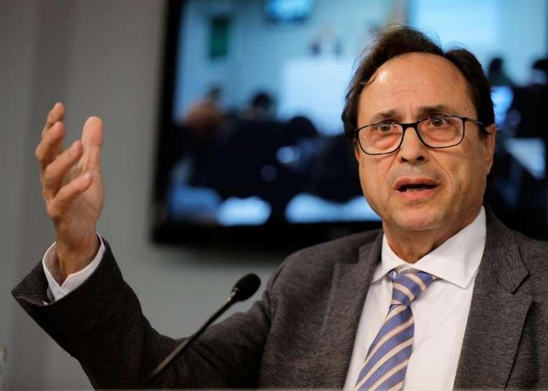 El conseller de Hacienda y Modelo Económico, Vicent Soler,onsell. EFE/ Archivo Juan Carlos Cárdenas