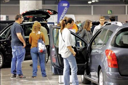 Feria Valencia con el Vehículo de Ocasión este fin de semana.