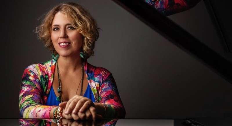 La pianista Gabriela Montero.