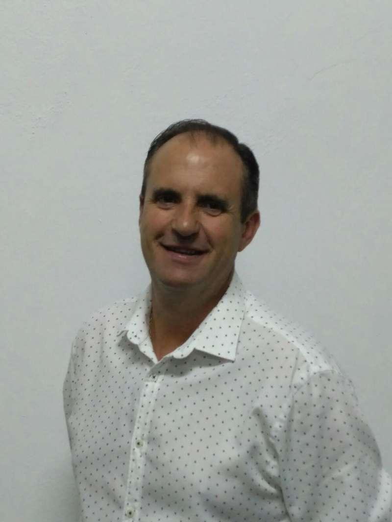 Sergio Fornas, alcalde de Montán