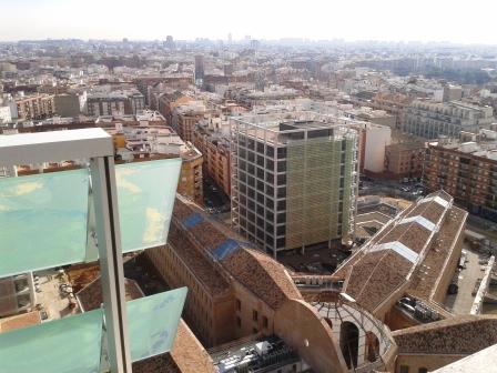 Ciudad Administrativa 9 d´Octubre. Foto EPDA