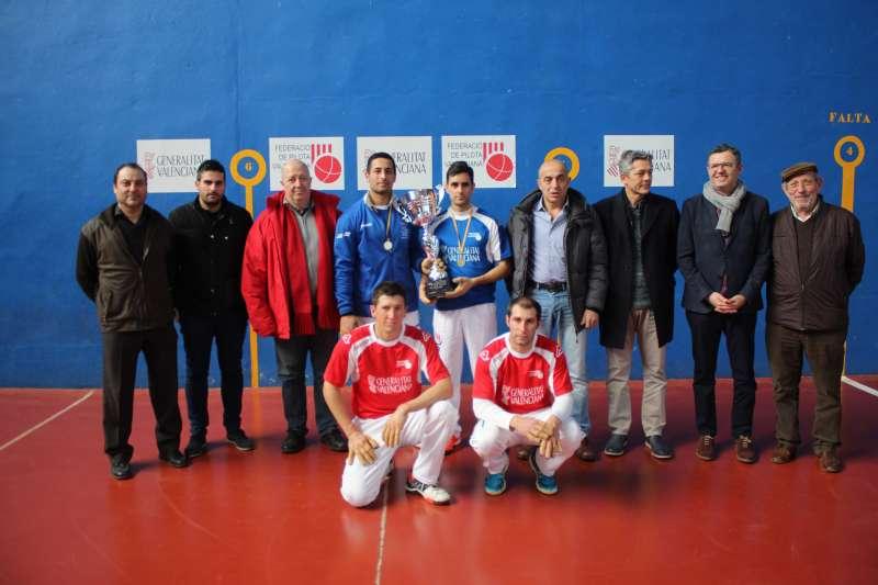 Quart de les Valls i Montserrat campions de la Copa Generalitat 2018