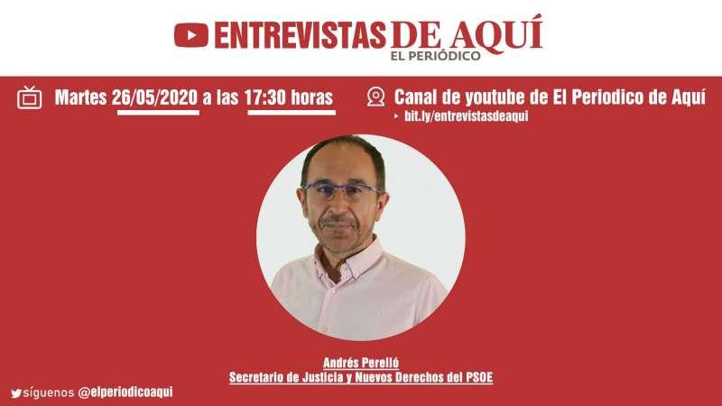Entrevista a Andrés Perelló. EPDA