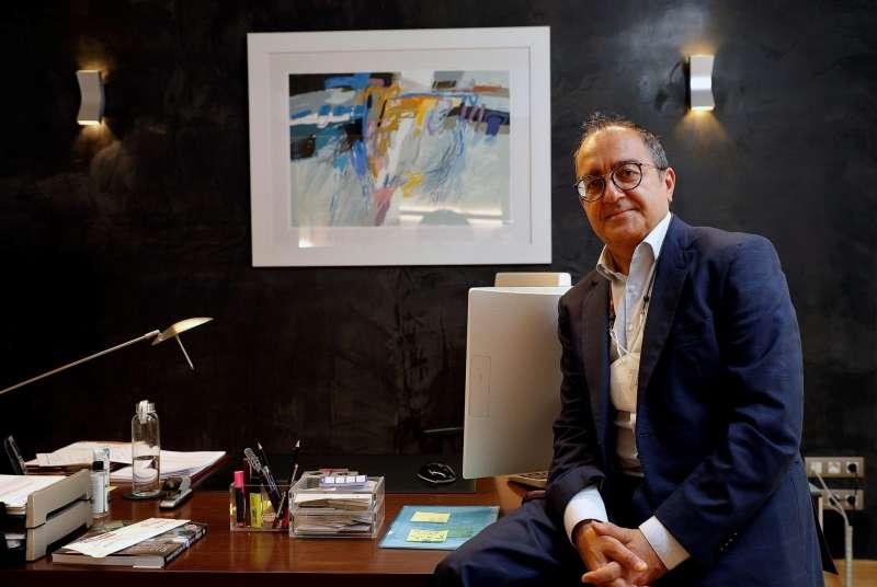 El presidente de la Asociación de Derecho Sanitario de la Comunitat Valenciana (ADSCV), Carlos Fornes