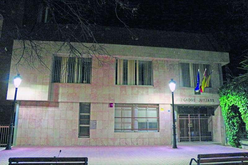Edificio de los Juzgados de Segorbe