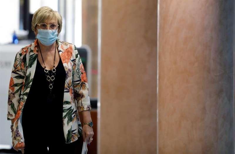 La consellera de Sanidad, Ana Barceló, en una imagen de archivo. EFE/ Juan Carlos Cárdenas