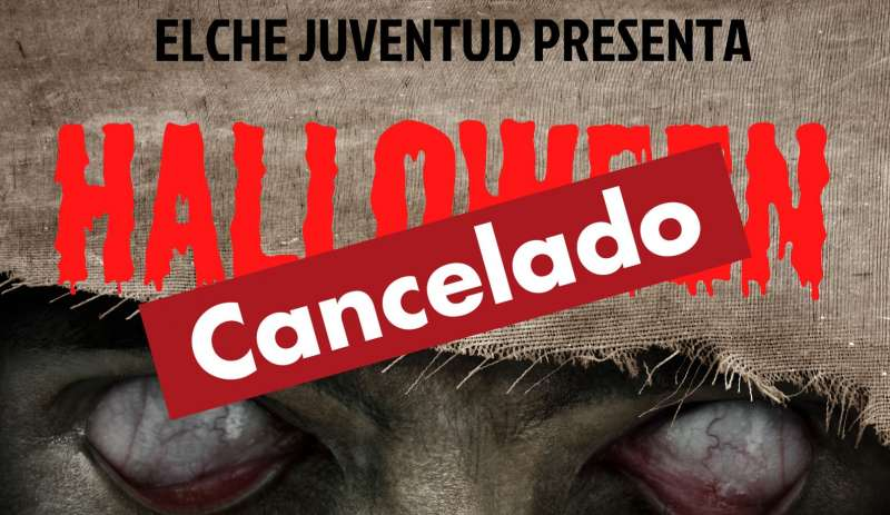 Elche cancela Halloween