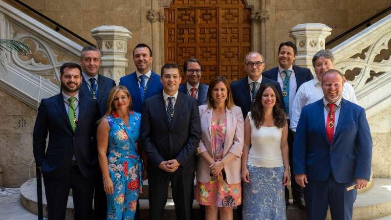 Grupo del Partido Popular en la Diputación de València