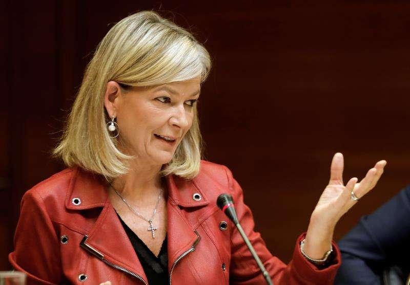La consellera Gabriela Bravo en una imagen de archivo. EPDA