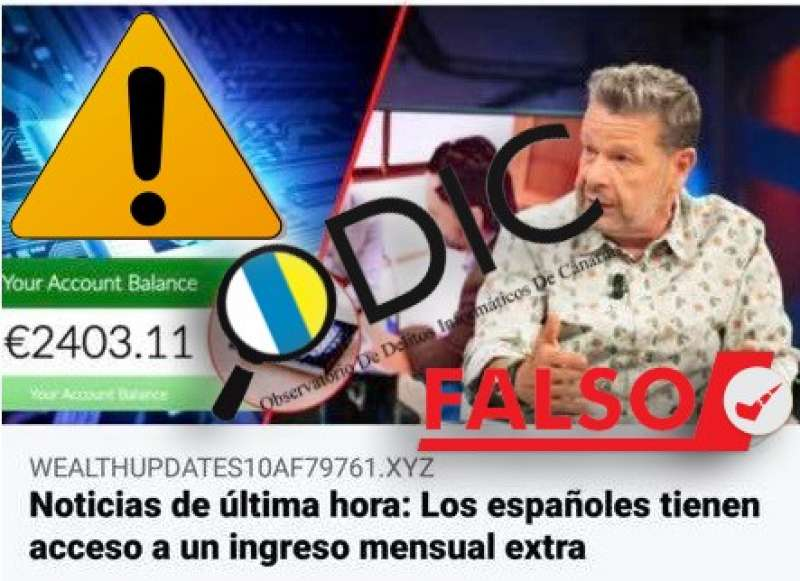 Anuncio falso de Alberto Chicote