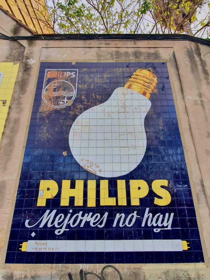 Panel cerámico de Philips. EPDA