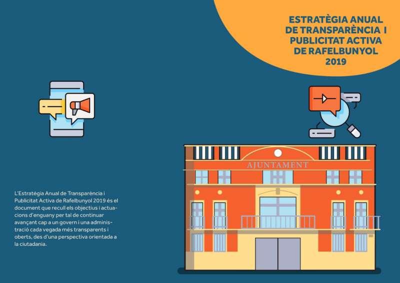 Rafelbunyol actúa por una transparencia y una publicidad activa -EPDA