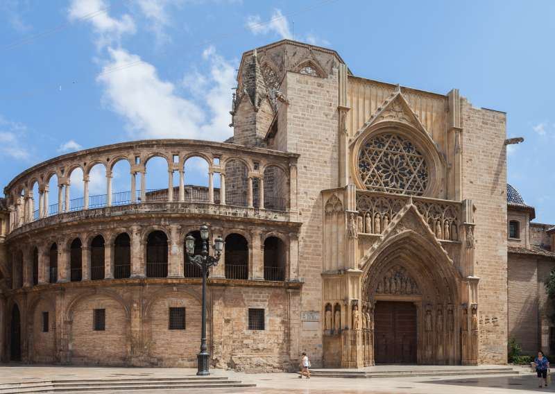 Catedral de Valencia . / EPDA
