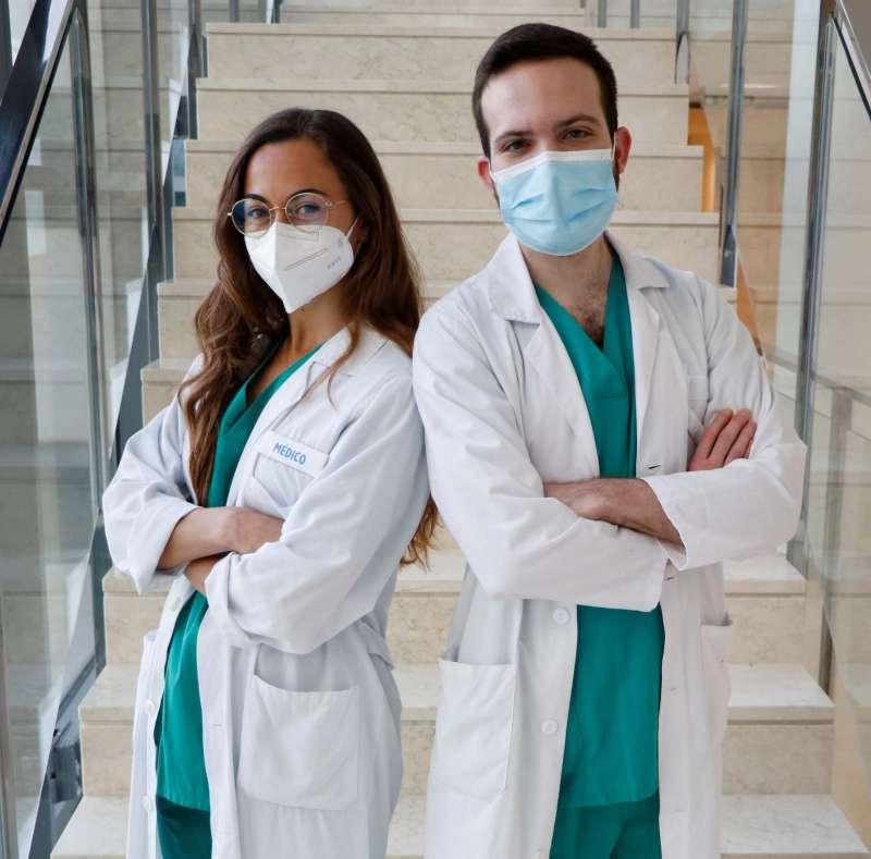 Miriam y Alberto