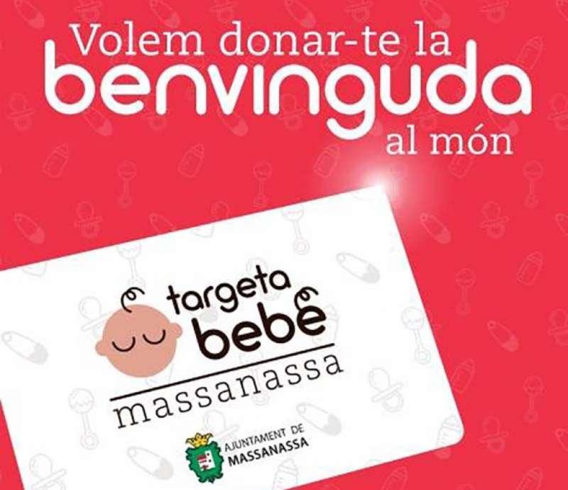 Tarjeta-bebé 2020, Massanassa./ EPDA