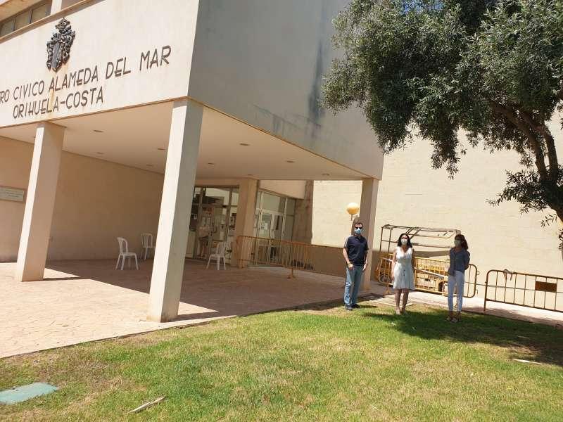 Centro Cívico/EPDA